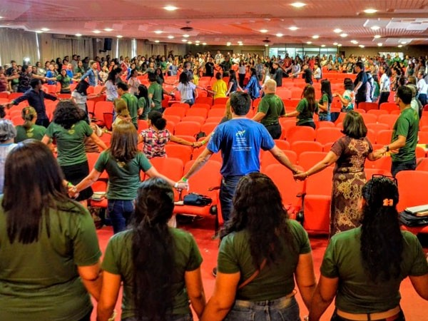 Grupo de Oração - Lugar de Santidade